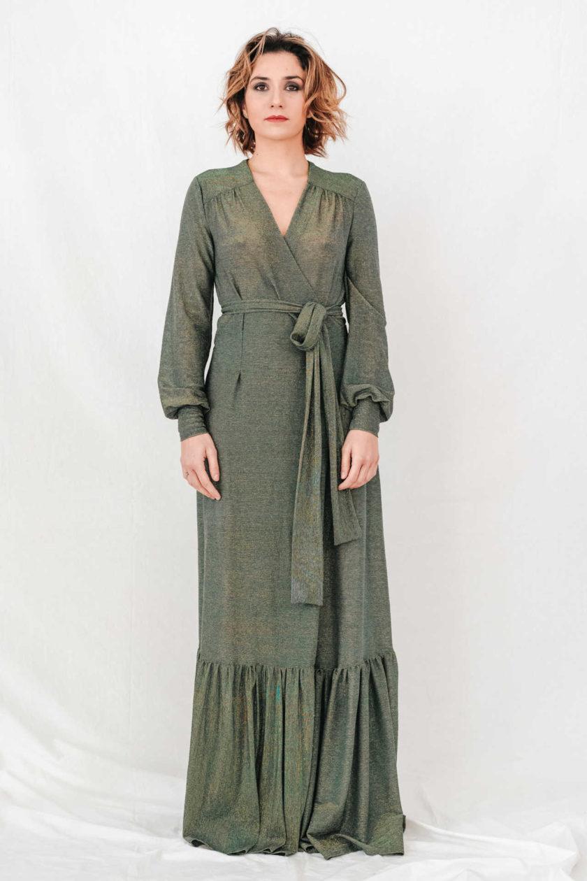 ATMOSFERA - Wrap-dress